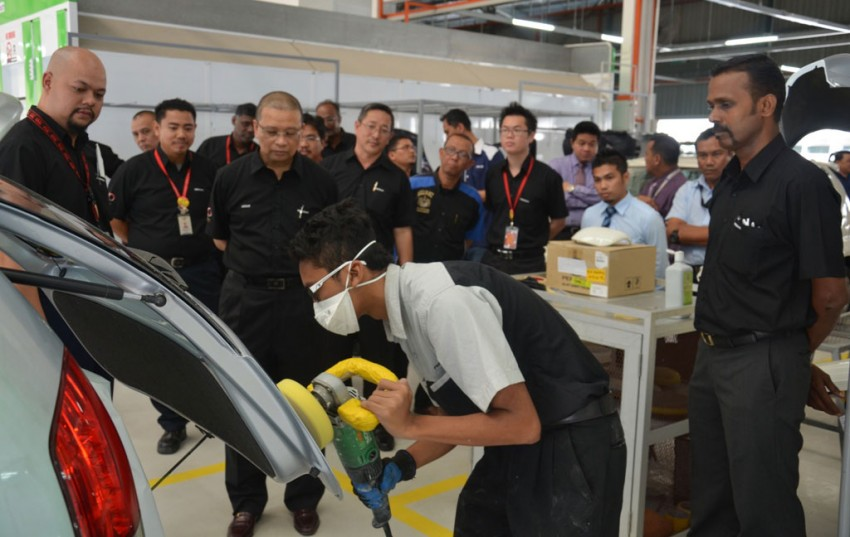 Perodua increases workers' wages, allowances by 10% Image #254861