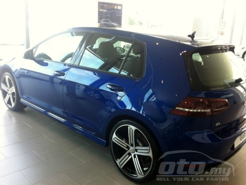 Volkswagen Golf R Mk7 teased online, coming June 6 Image #251788