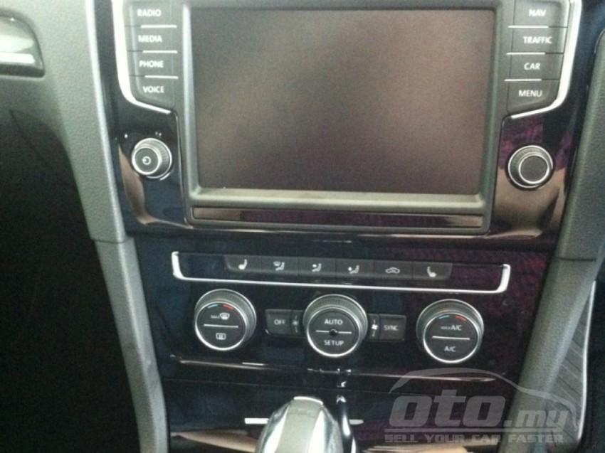 Volkswagen Golf R Mk7 teased online, coming June 6 Image #251786