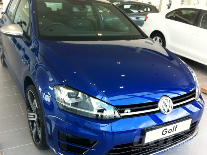 Volkswagen Golf R Mk7 teased online, coming June 6 Image #251790