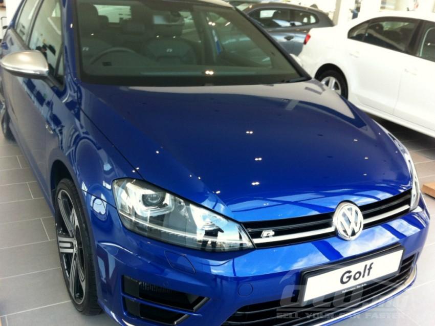 Volkswagen Golf R Mk7 teased online, coming June 6 Image #251790