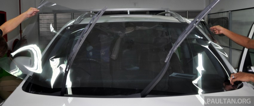AAA asks for 60% VLT front windscreens to be legal Image #252708