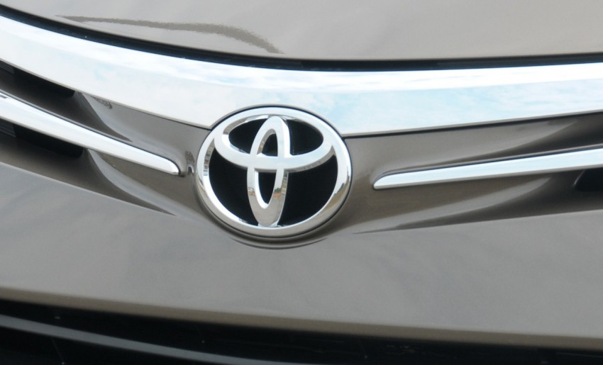 Local Toyota models unaffected by latest airbag recall Image #255760