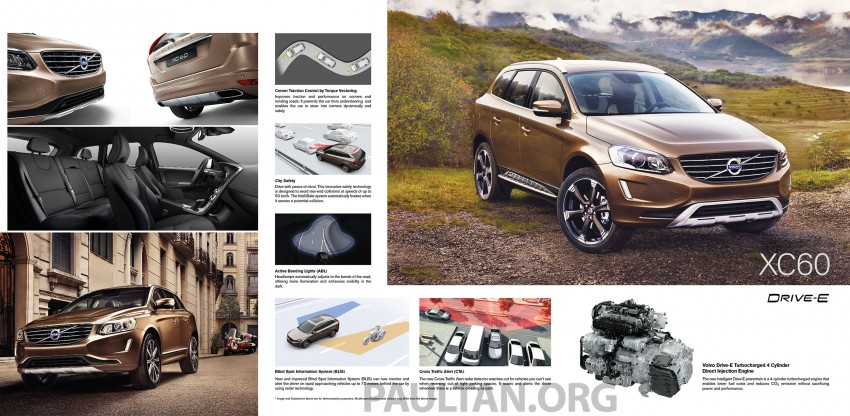 Volvo XC60 T5 Facelift launched – Drive-E, RM289k Image #254894