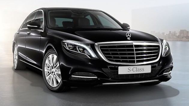 w222 mercedes benz s class gets new s 320 l baseline model in china detuned 3 0l twin turbo v6. Black Bedroom Furniture Sets. Home Design Ideas
