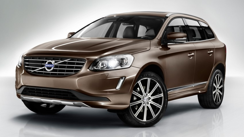 Volvo XC60 Drive-E dealer brochure out – RM288,888 Image #251377
