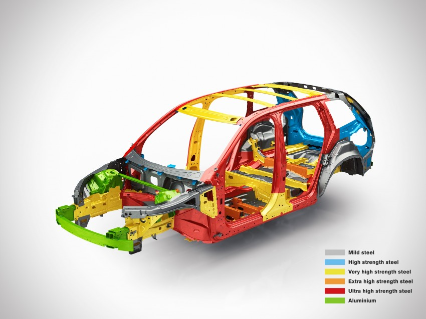 2015 Volvo XC90 – next-gen safety systems detailed Image #260301