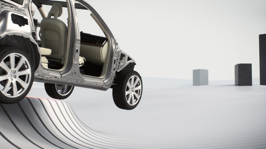 2015 Volvo XC90 – next-gen safety systems detailed Image #260305