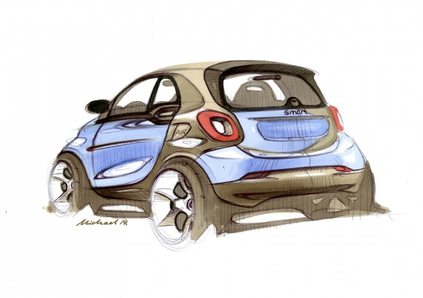 2015 smart fortwo and smart forfour city cars unveiled Image #259492