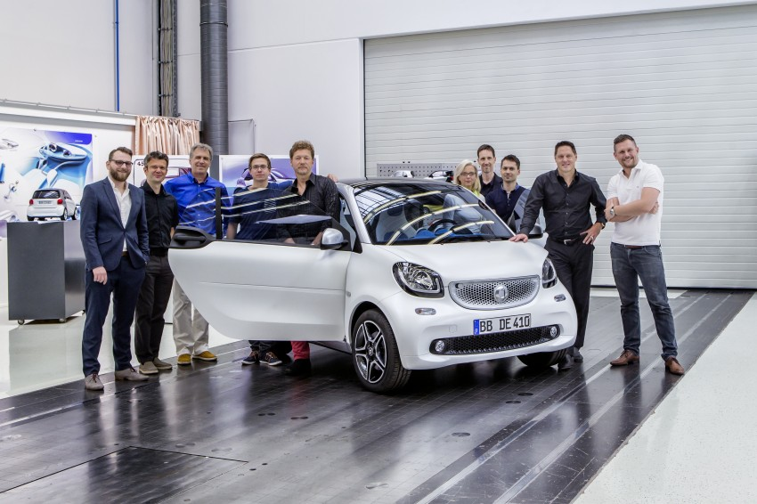 2015 smart fortwo and smart forfour city cars unveiled Image #259477