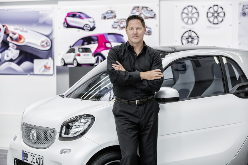 2015 smart fortwo and smart forfour city cars unveiled Image #259480
