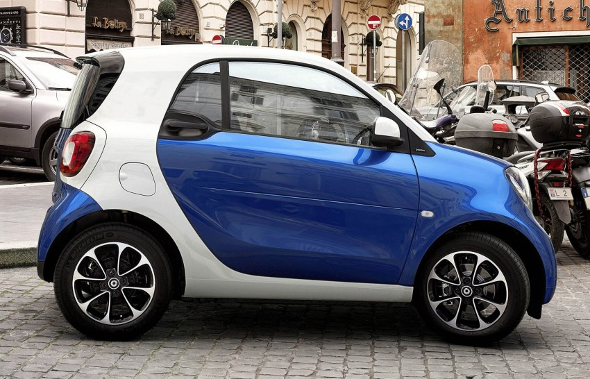 2015 smart fortwo and smart forfour city cars unveiled Image #259291
