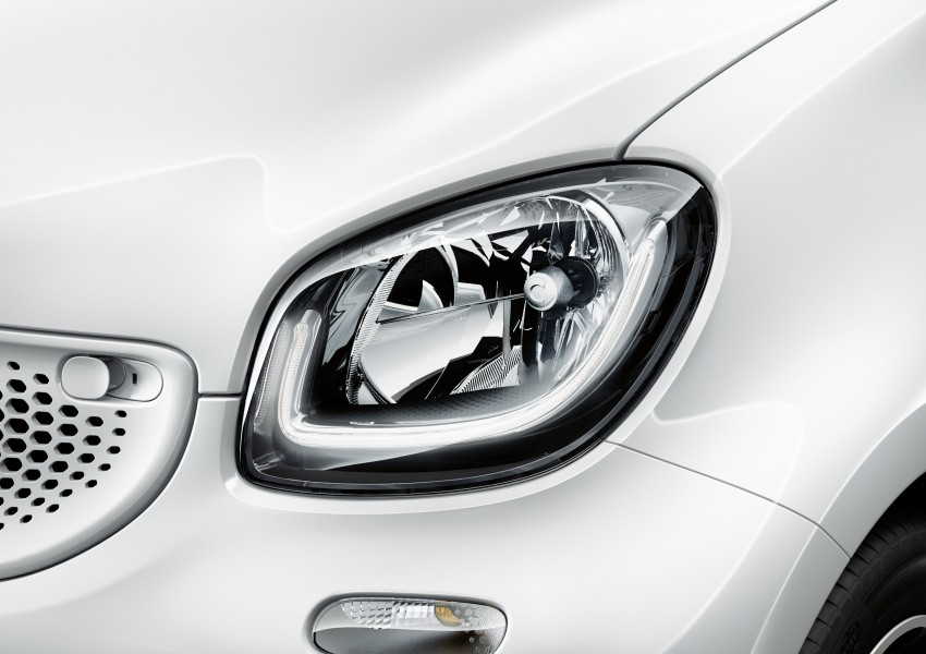 2015 smart fortwo and smart forfour city cars unveiled Image #259461