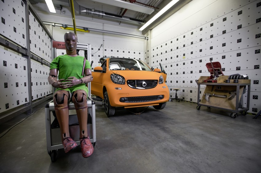 2015 smart fortwo and smart forfour city cars unveiled Image #259438