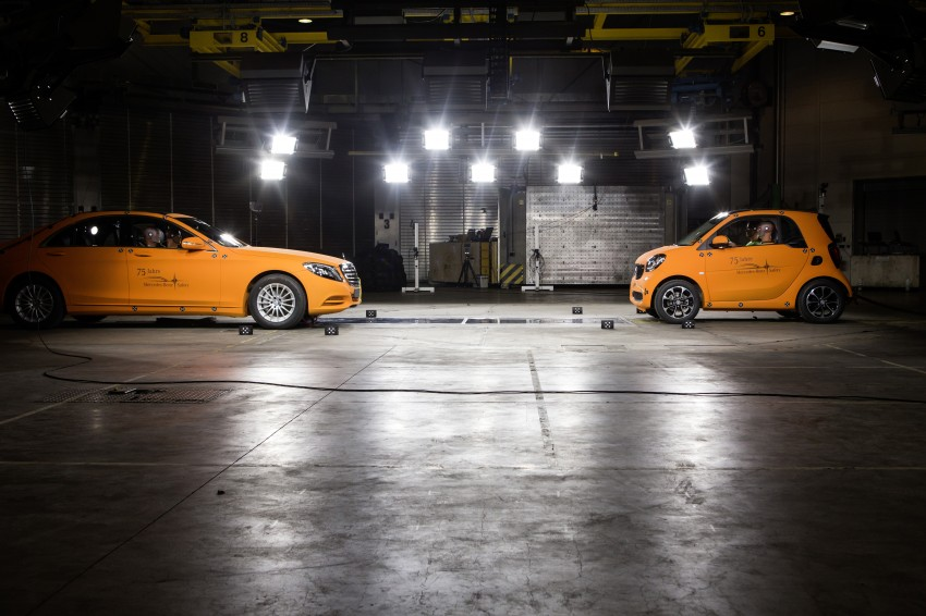 2015 smart fortwo and smart forfour city cars unveiled Image #259442