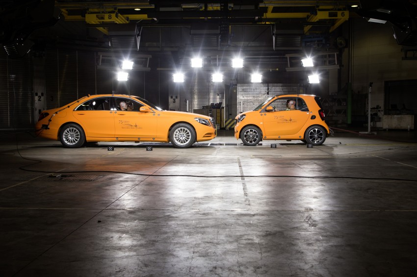 2015 smart fortwo and smart forfour city cars unveiled Image #259418