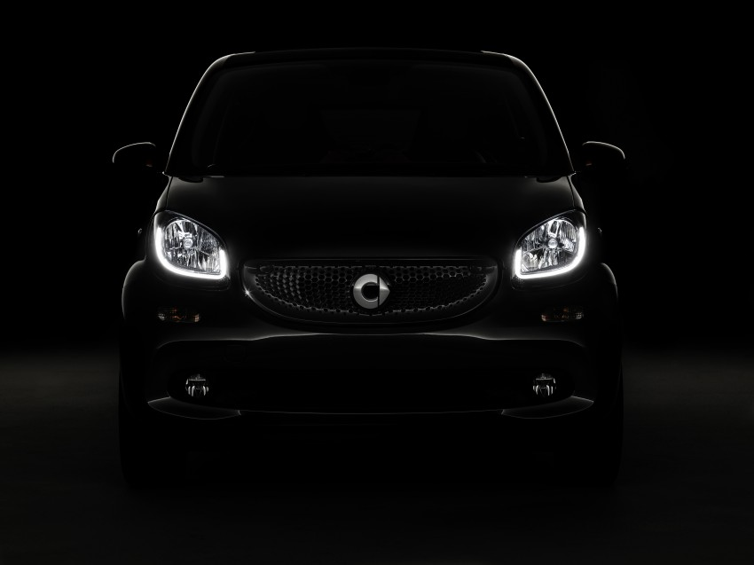 2015 smart fortwo and smart forfour city cars unveiled Image #259425
