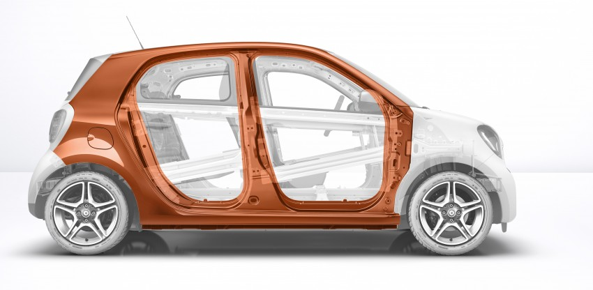 2015 smart fortwo and smart forfour city cars unveiled Image #259433