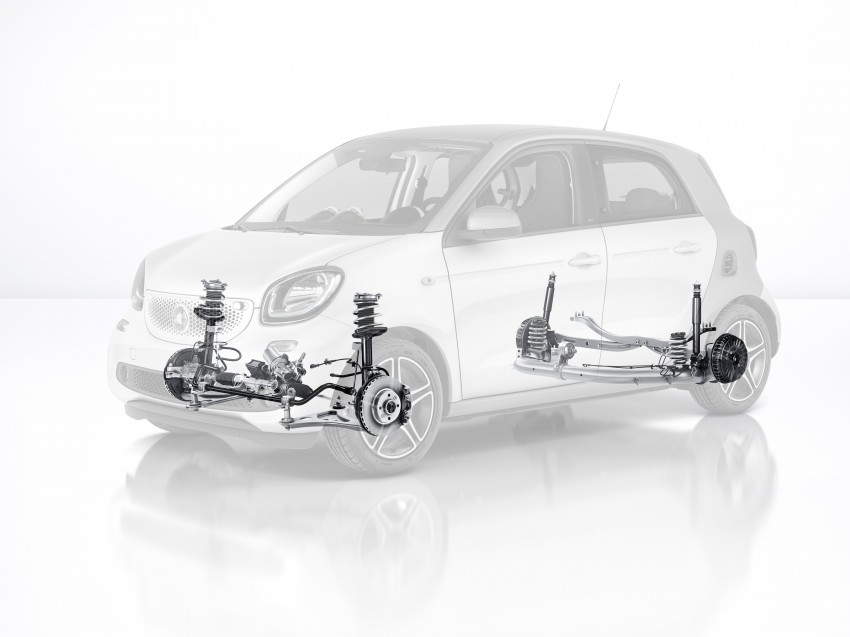 2015 smart fortwo and smart forfour city cars unveiled Image #259419