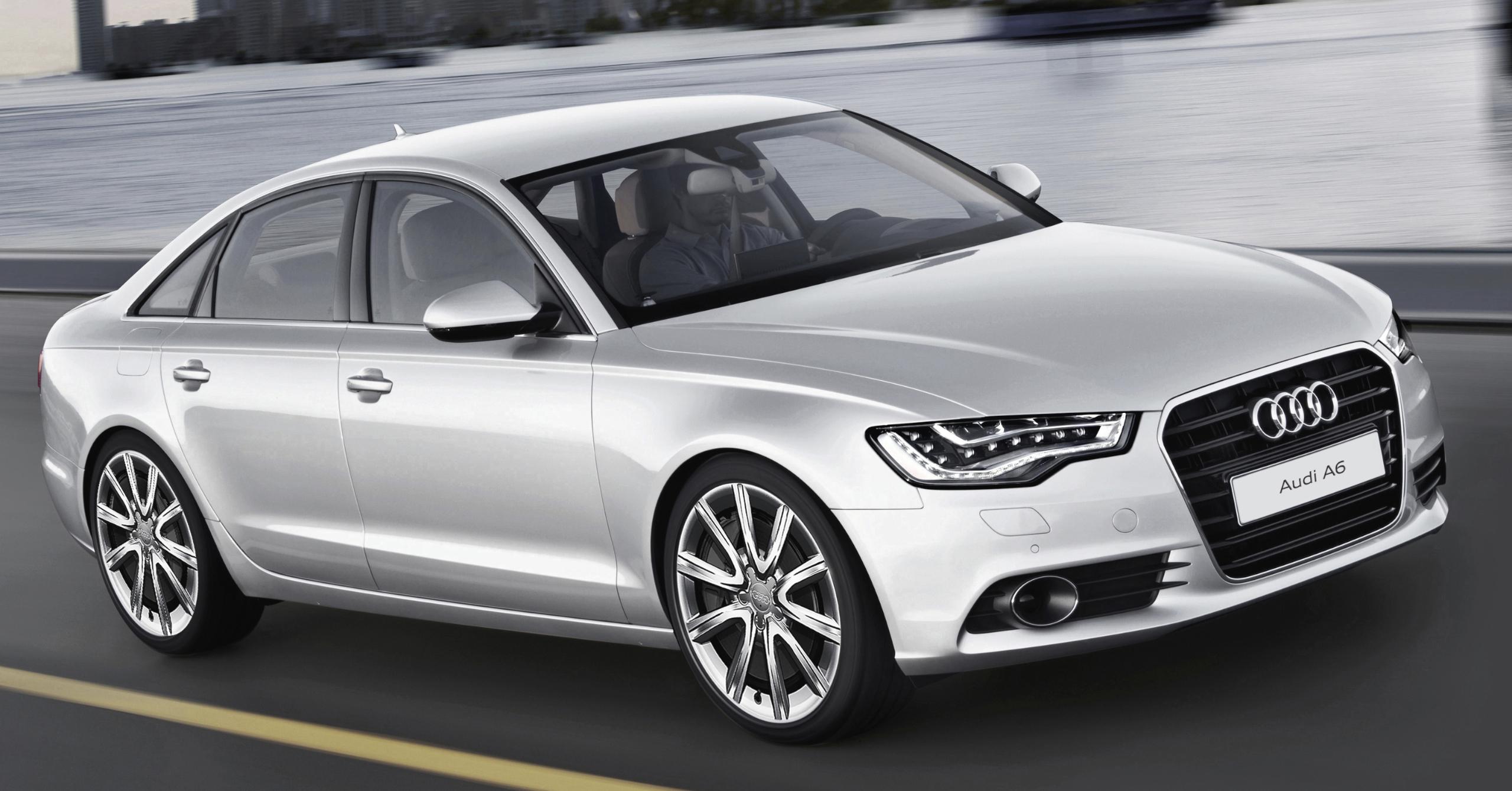 Enhanced Audi A6 2 0 Tfsi Introduced Rm375k Paul Tan