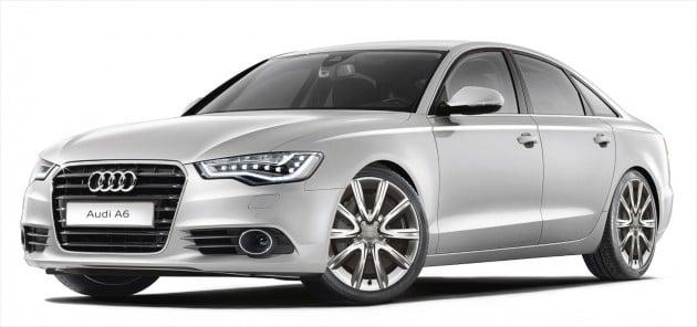2014 Audi A6 2.0 TFSI 4