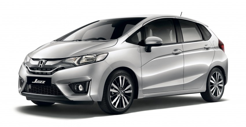 2014 Honda Jazz launched in Malaysia – RM73k-RM88k Image #259392