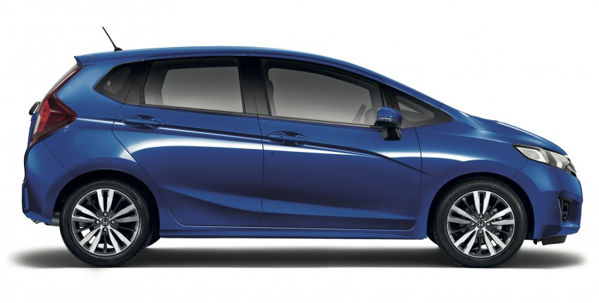 2014 Honda Jazz launched in Malaysia – RM73k-RM88k Image #259403