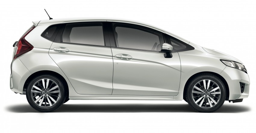 2014 Honda Jazz launched in Malaysia – RM73k-RM88k Image #259407