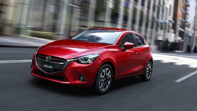 2014 Mazda2 19
