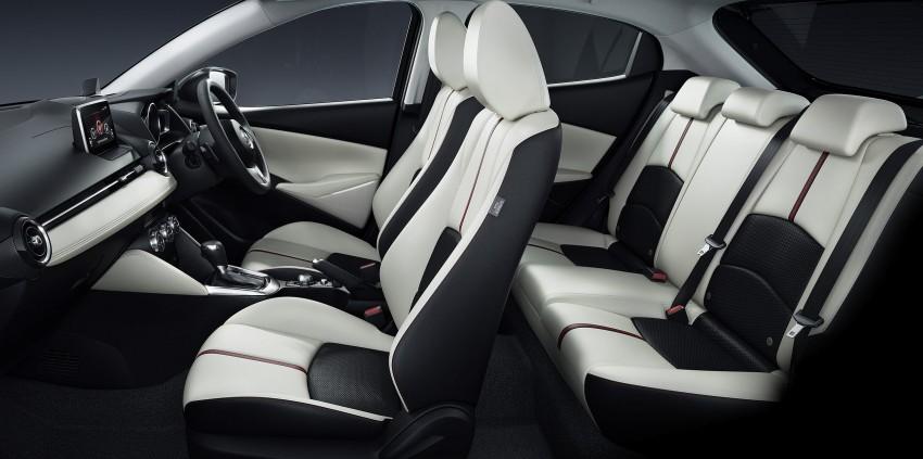 2015 Mazda 2 breaks cover, very Hazumi-like! Image #259341