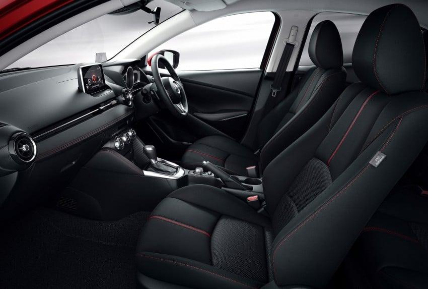 2015 Mazda 2 breaks cover, very Hazumi-like! Image #259349