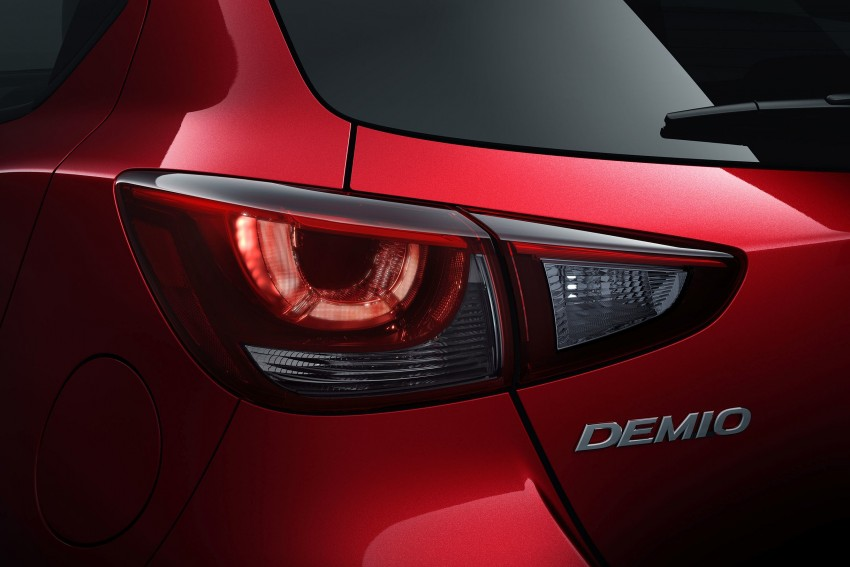 2015 Mazda 2 breaks cover, very Hazumi-like! Image #259356