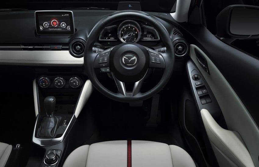 2015 Mazda 2 breaks cover, very Hazumi-like! Image #259365