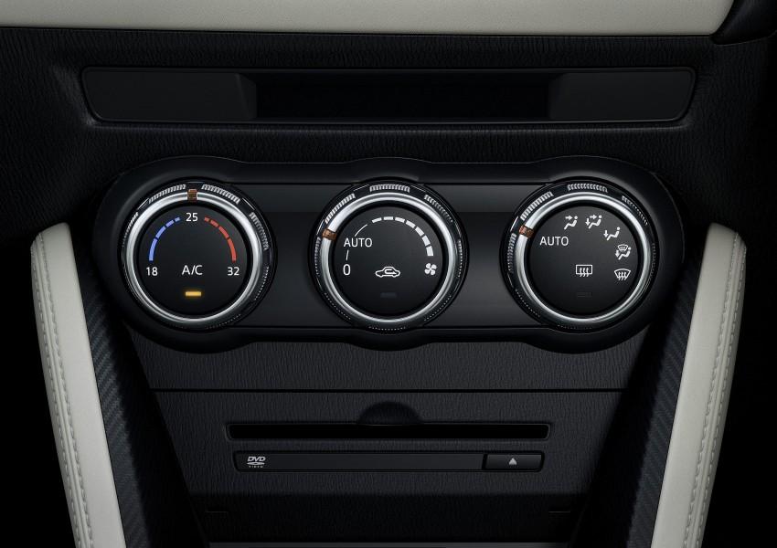 2015 Mazda 2 breaks cover, very Hazumi-like! Image #259367