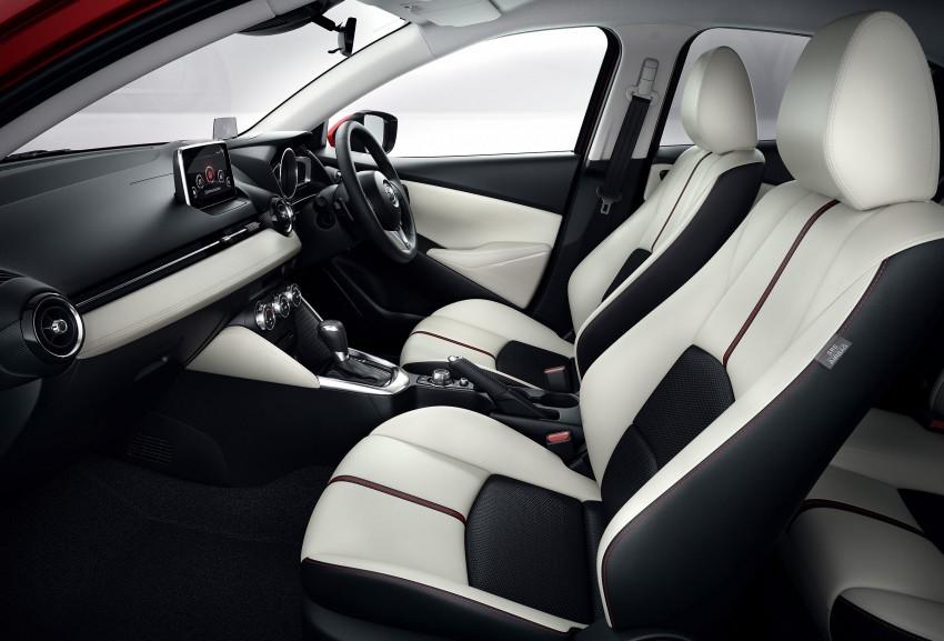 2015 Mazda 2 breaks cover, very Hazumi-like! Image #259323
