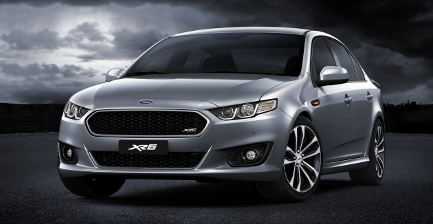 2014 ford falcon xr6
