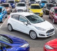 Fiesta Best-Selling Car UK