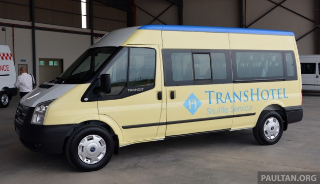 Ford Transit MY 1