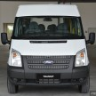 Ford Transit MY 15