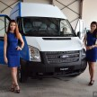 Ford Transit MY 19
