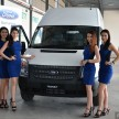 Ford Transit MY 21
