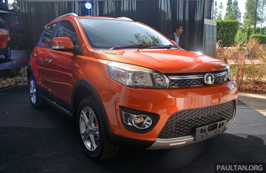Great Wall M4 SUV – specs revealed, RM45k-RM59k Image #259610