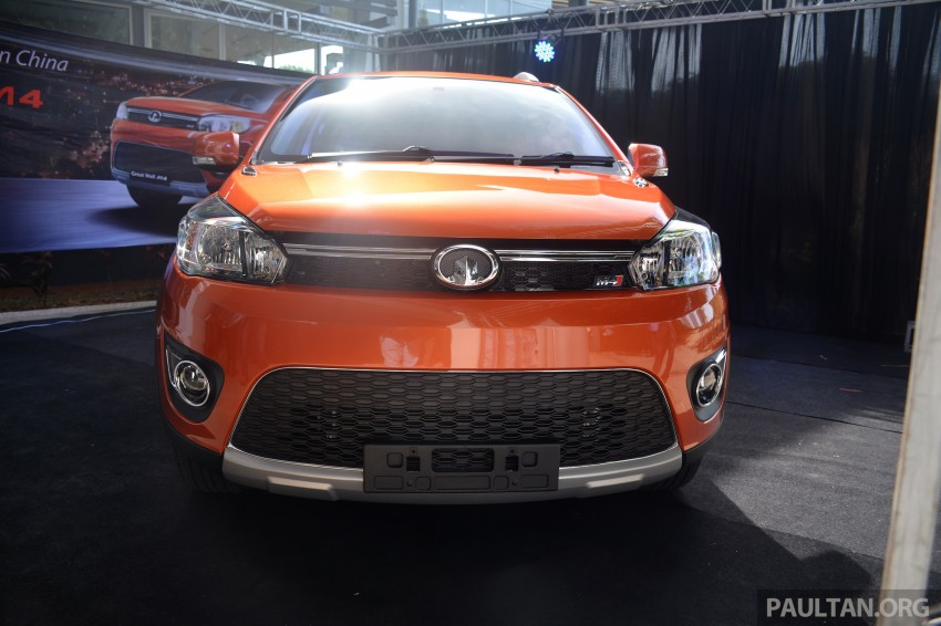 Great Wall M4 SUV – specs revealed, RM45k-RM59k Image #259611