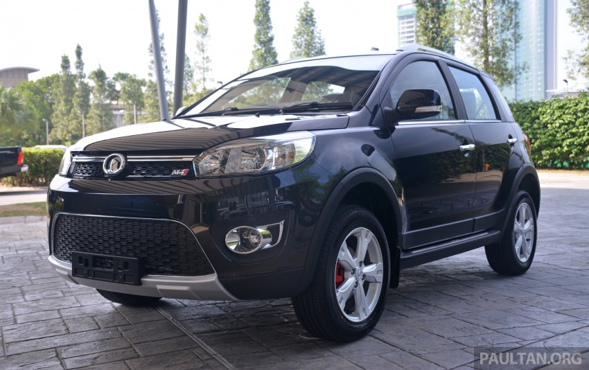 Great Wall M4 SUV – specs revealed, RM45k-RM59k Image #259617
