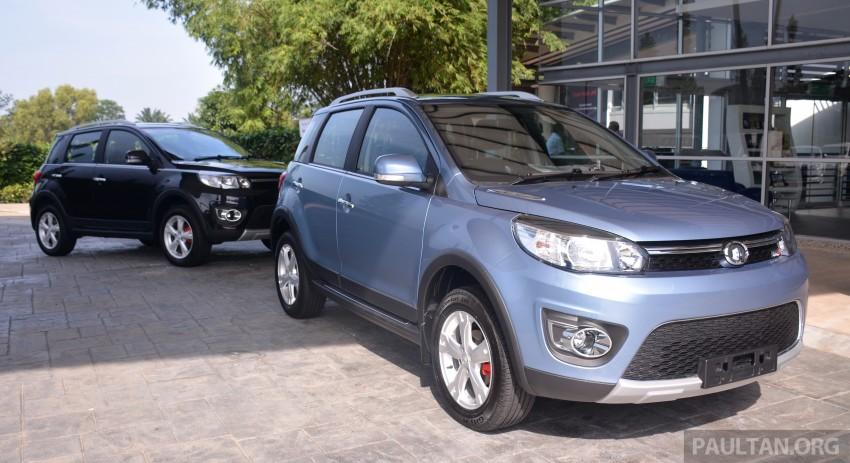 Great Wall M4 SUV – specs revealed, RM45k-RM59k Image #259619