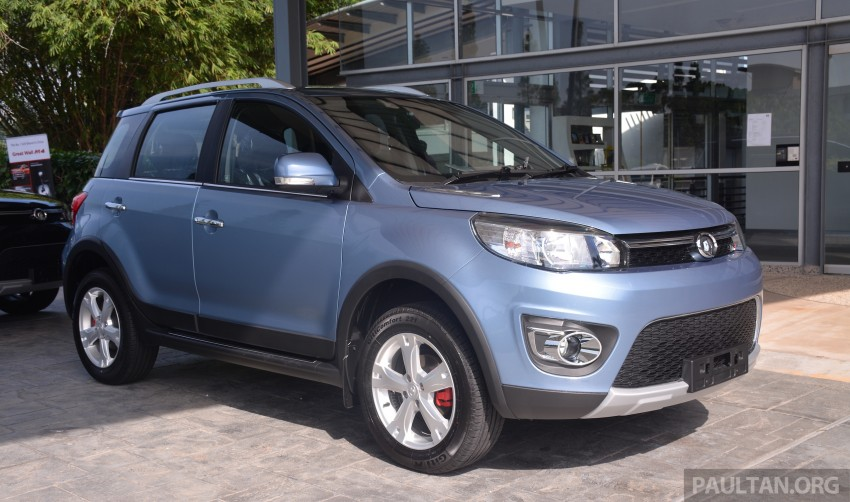 Great Wall M4 SUV – specs revealed, RM45k-RM59k Image #259620
