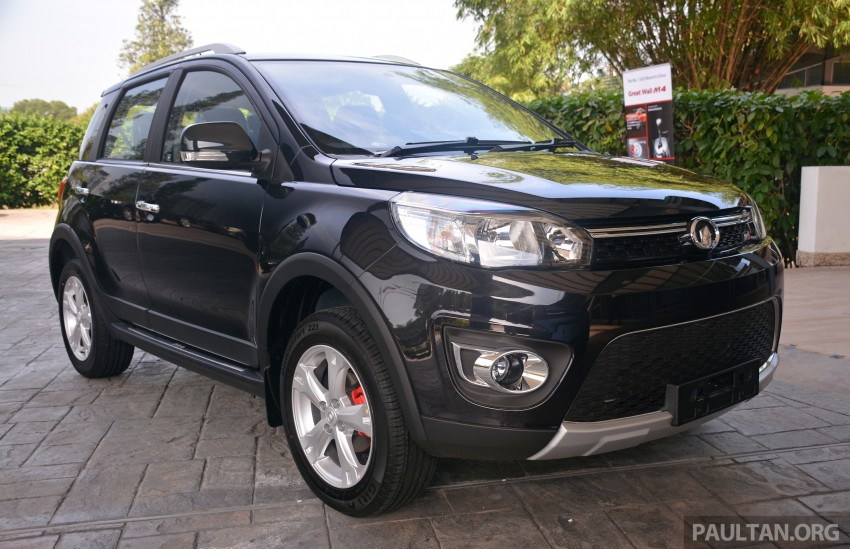 Great Wall M4 SUV – specs revealed, RM45k-RM59k Image #259621