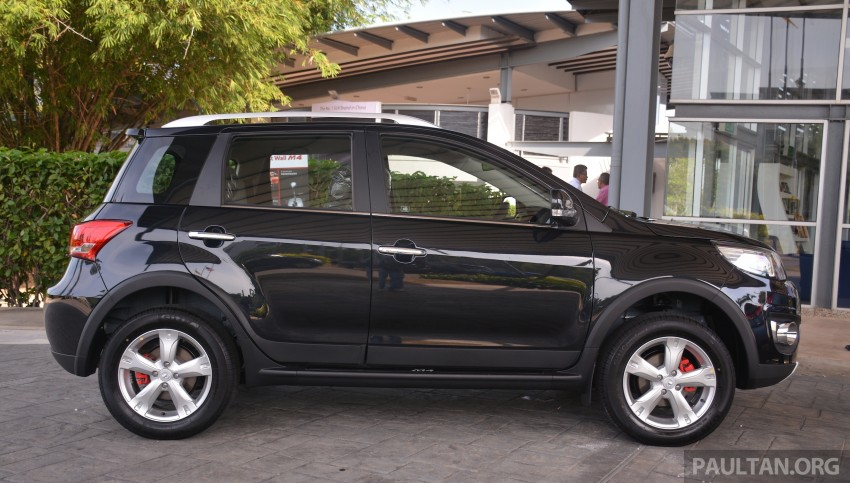 Great Wall M4 SUV – specs revealed, RM45k-RM59k Image #259622