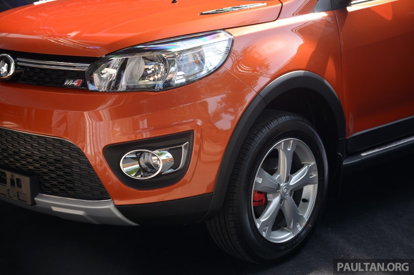 Great Wall M4 SUV – specs revealed, RM45k-RM59k Image #259634