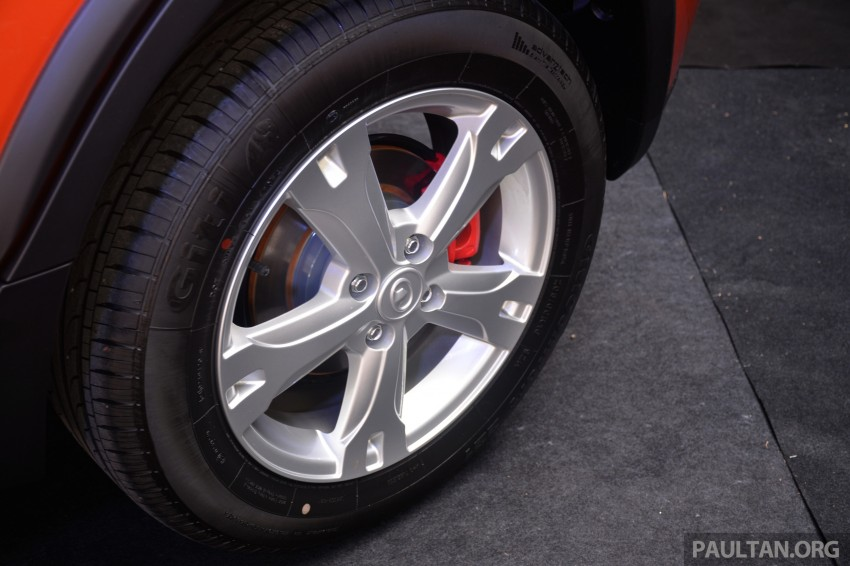 Great Wall M4 SUV – specs revealed, RM45k-RM59k Image #259639